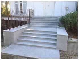 schody granitowe warszawa